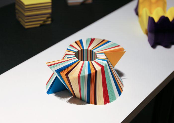 プロダクトとしての紙の可能性を探る!ペーパーボイス東京リニューアル企画展「Paper Product Prototypes」