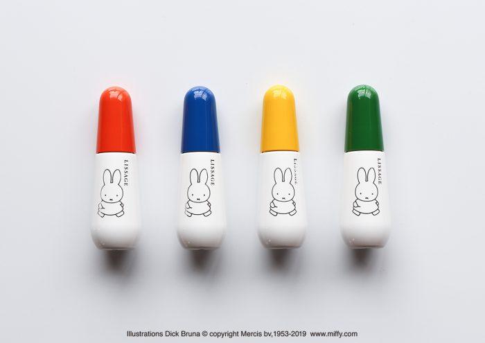 佐藤可士和氏がデザイン監修する「リサージ」から、ミッフィーコラボパッケージのミルクオイルが限定発売!