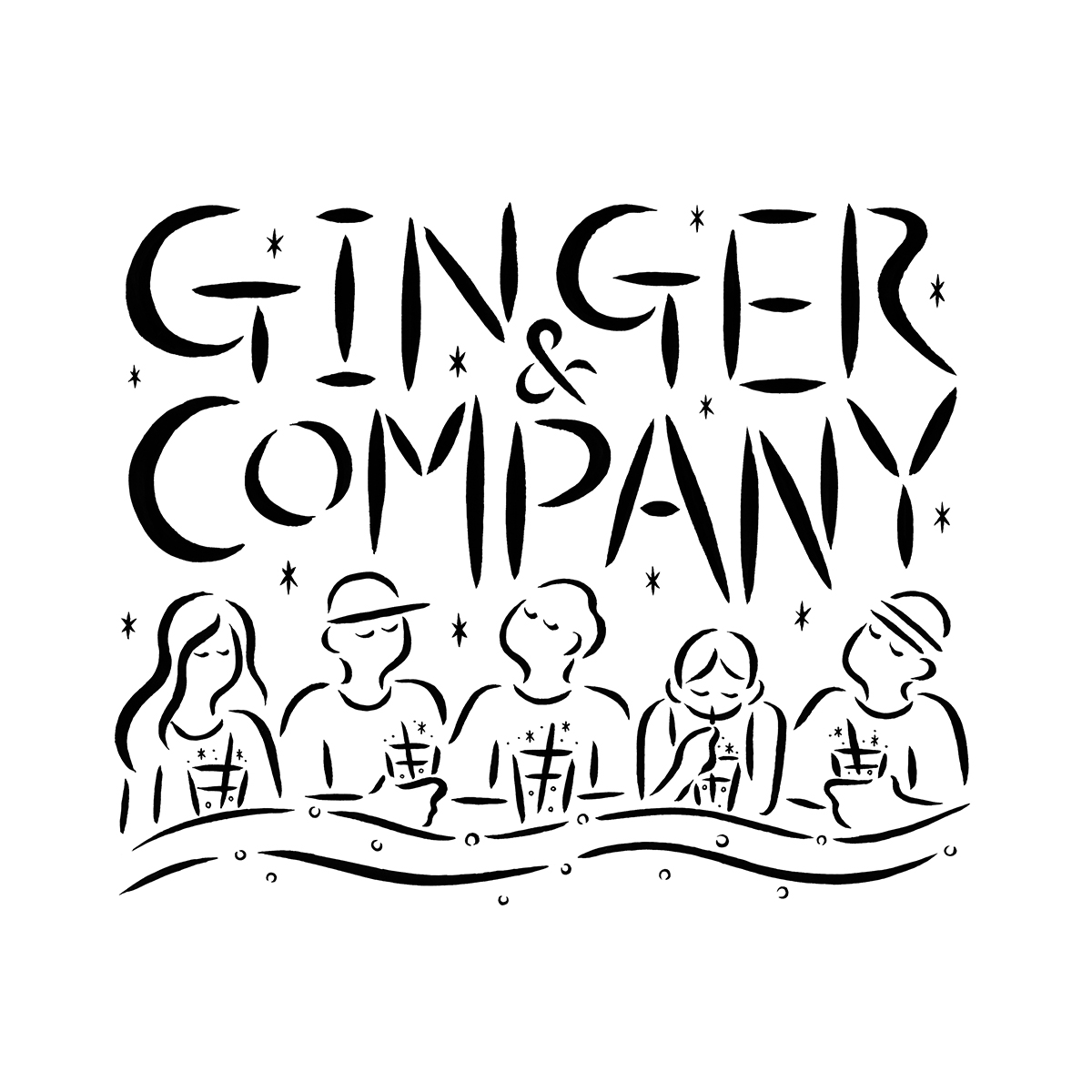 GINGER & COMPANY