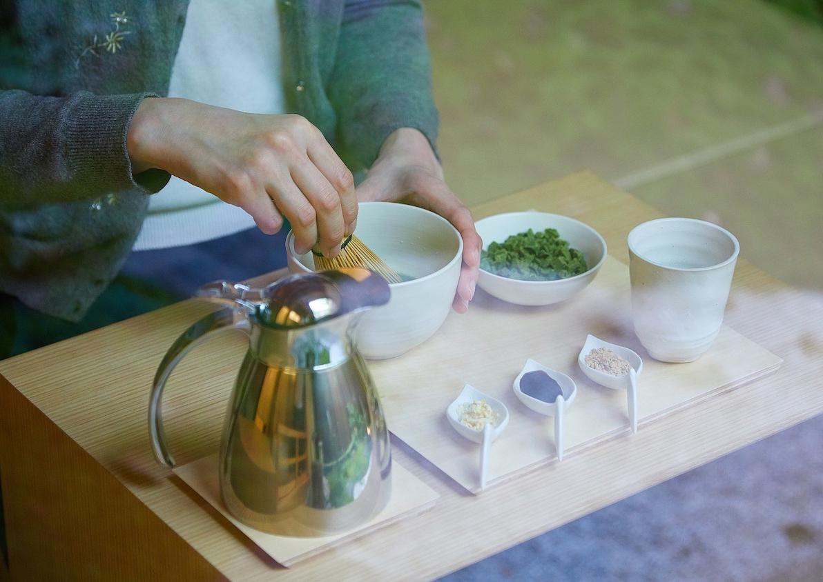 """チョコレートを""""茶筅で点てる""""体験ができる「セゾン ド セツコ京都ショコラトリー」が誕生"""