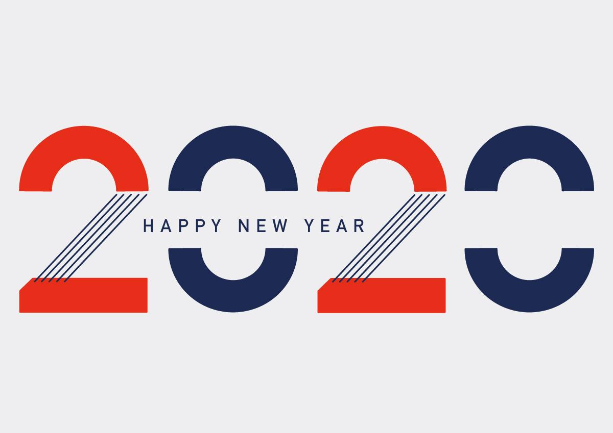 新年のご挨拶〜2020〜