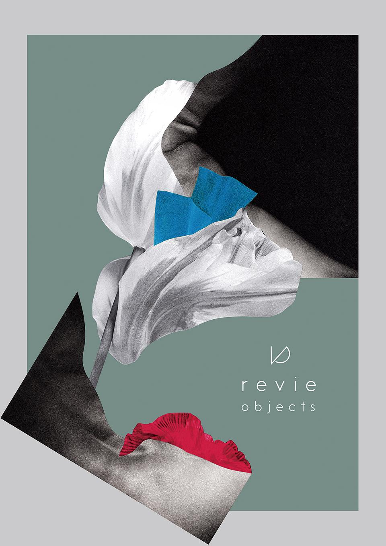 revie objects (ジュエリーブランド)ブランドイメージポスター