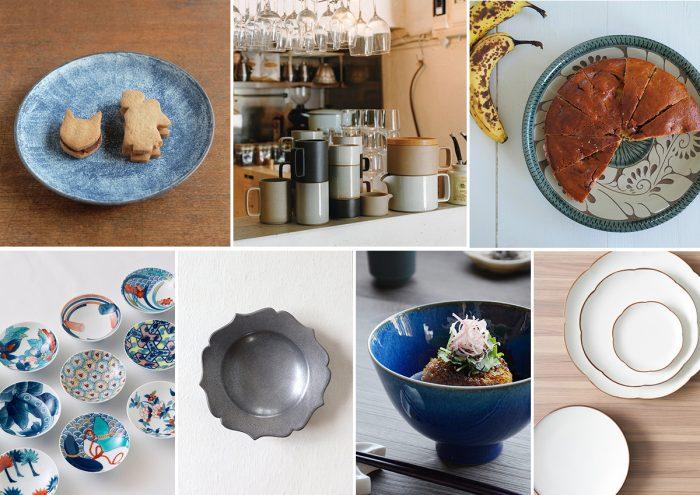 国内最大級の器の祭典「テーブルウェア・フェスティバル」が今年も2月に開催決定!haconiwaおすすめの窯元・作家7選。