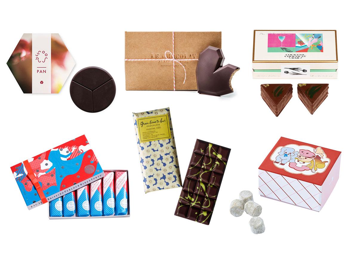 もうすぐバレンタイン!デザインやコンセプトに注目のチョコレート特集2020