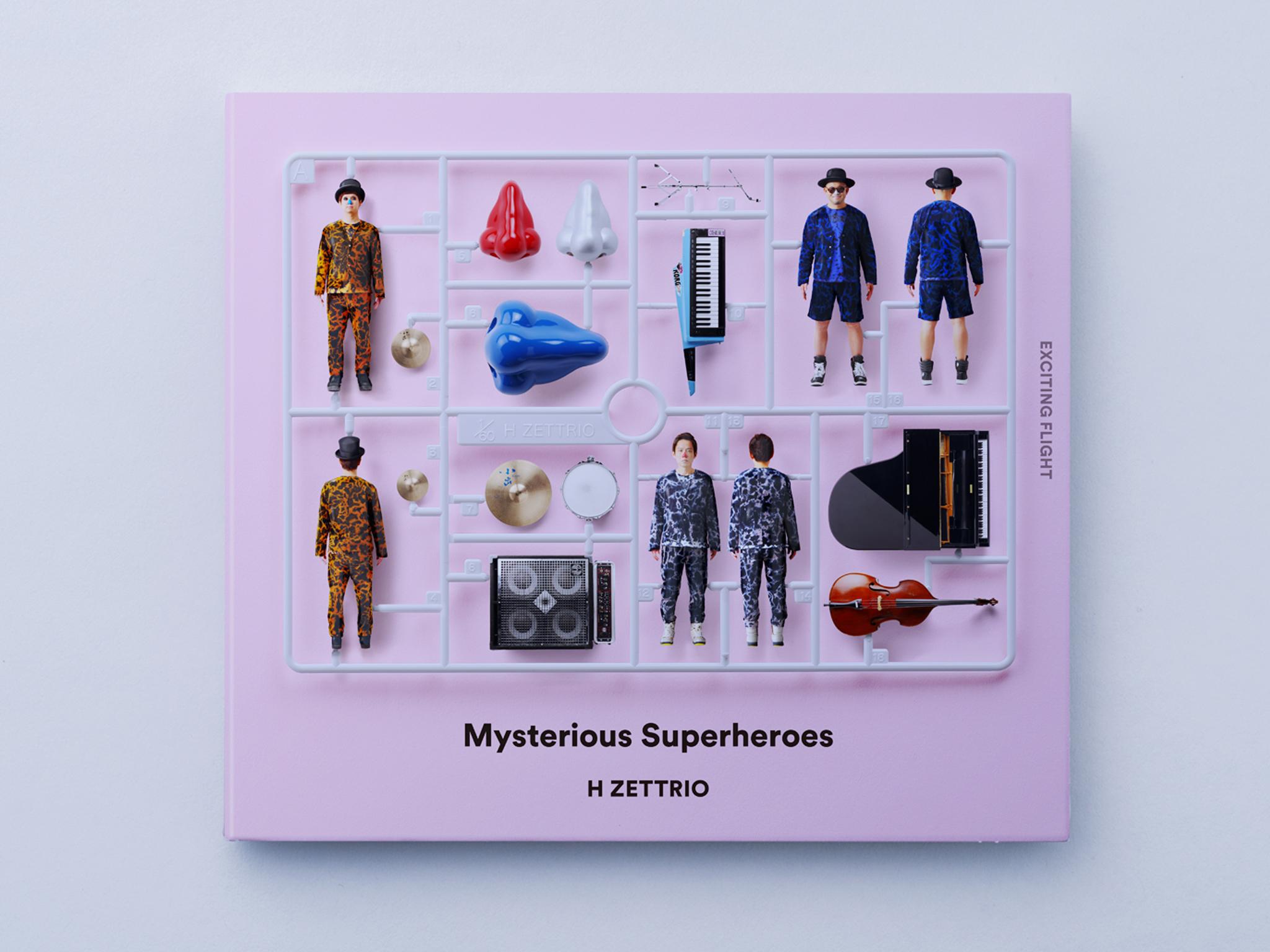 H ZETTRIO『Mysterious Superheroes』