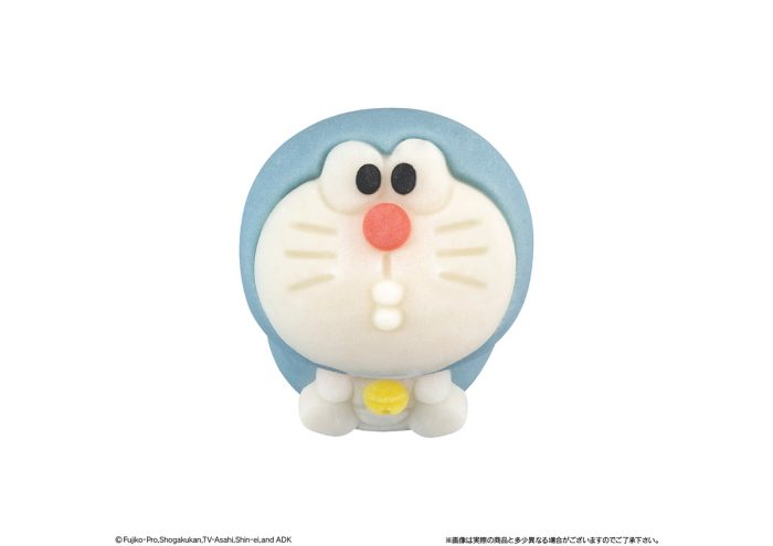 「ドラえもん」50周年記念。ドラえもんが愛らしい和菓子に!