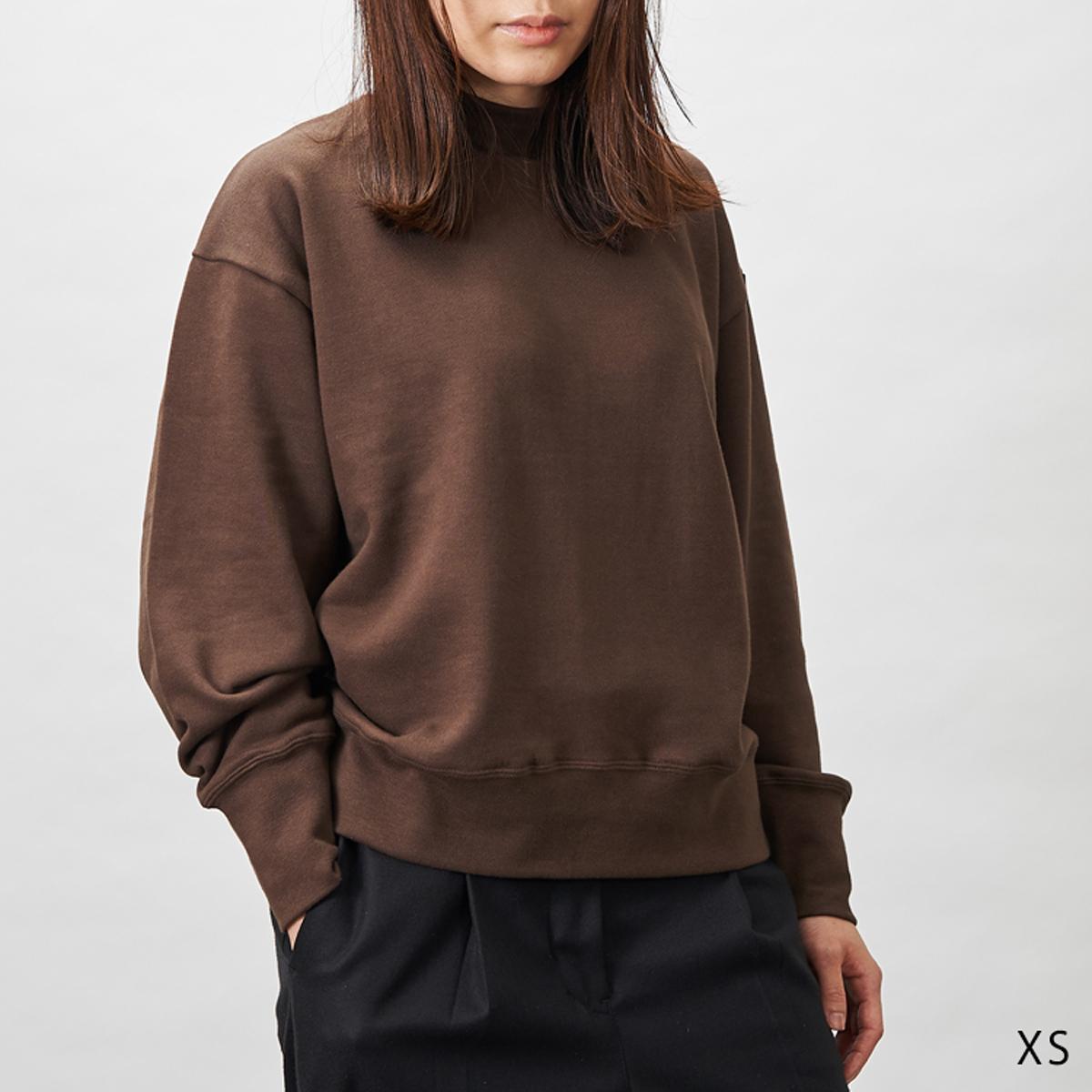 Mock Neck Sweater