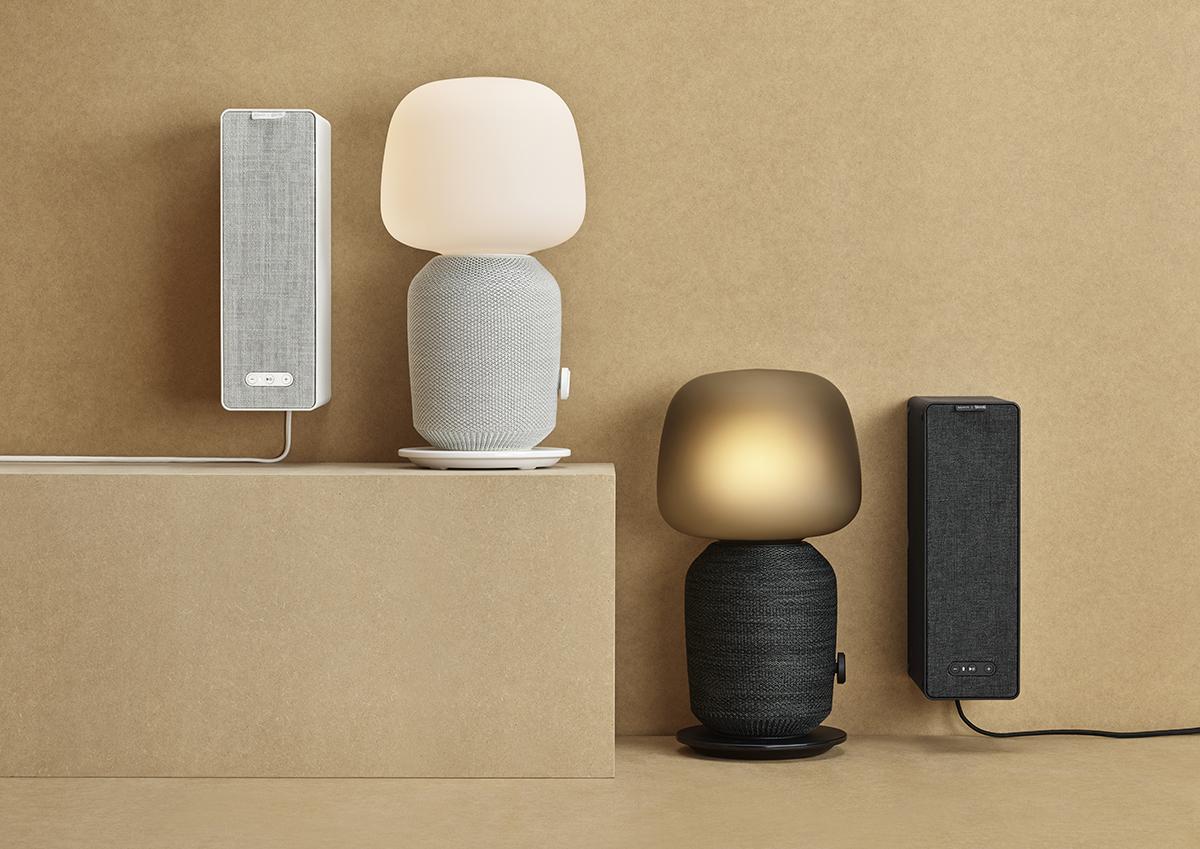 Sonos×イケアがコラボ!照明とサウンドの新しい価値を提案するWiFiスピーカー「SYMFONISK」が日本で発売開始。