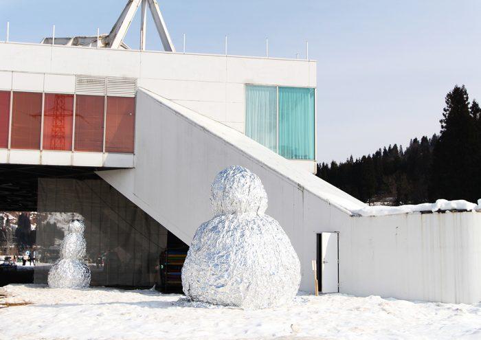 冬でも『大地の芸術祭』が楽しめる!「越後妻有2020冬 SNOWART」開催中。
