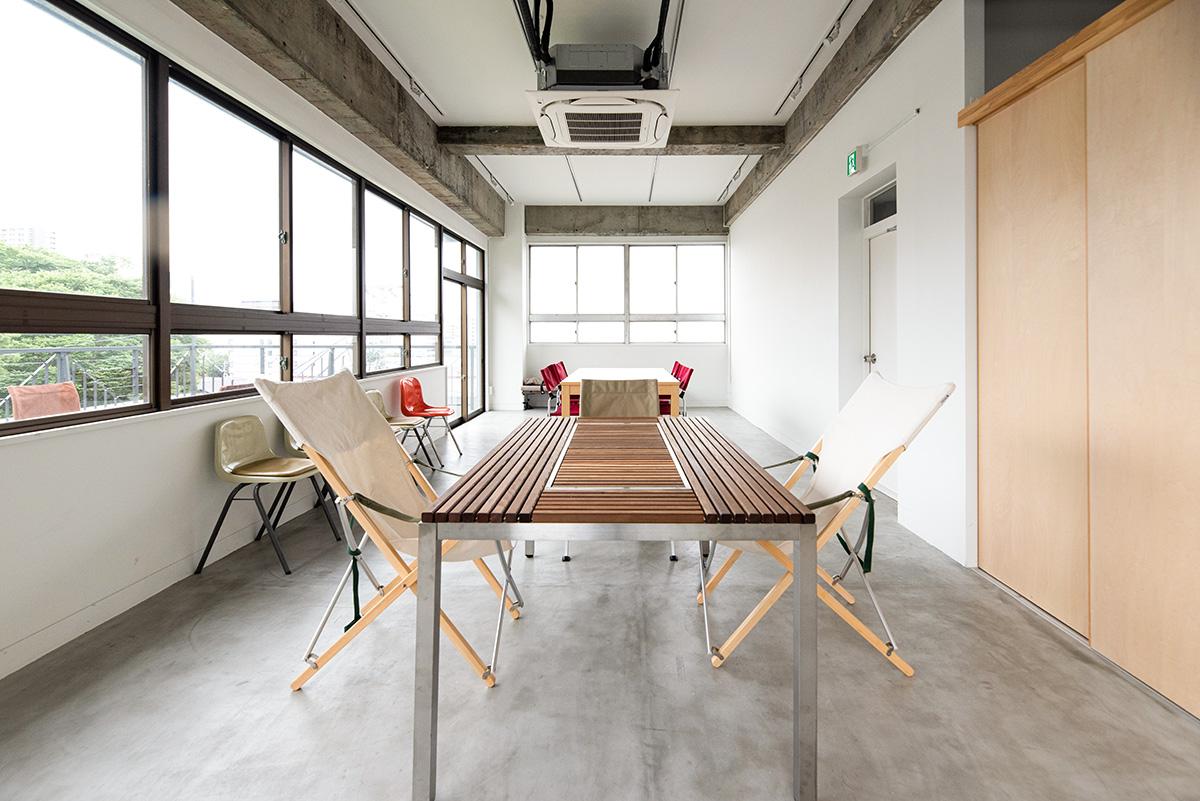 Blue Bird apartment.