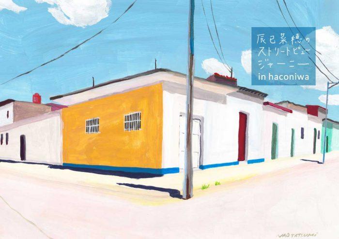 辰巳菜穂のストリートビュージャーニー in haconiwa 〜古き良き時代の名残が残るキューバの古都「トリニダード」〜