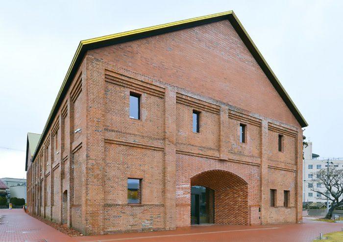 建築家・田根剛氏が改修を手がけた「弘前れんが倉庫美術館」が4月11日に待望のオープン!
