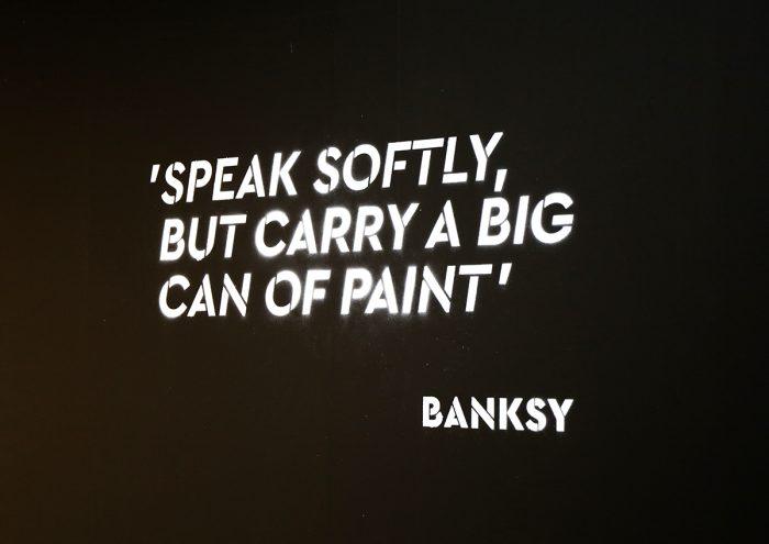 バンクシーの様々な活動に触れる。世界で話題の展覧会『バンクシー展 天才か反逆者か』が日本初上陸!