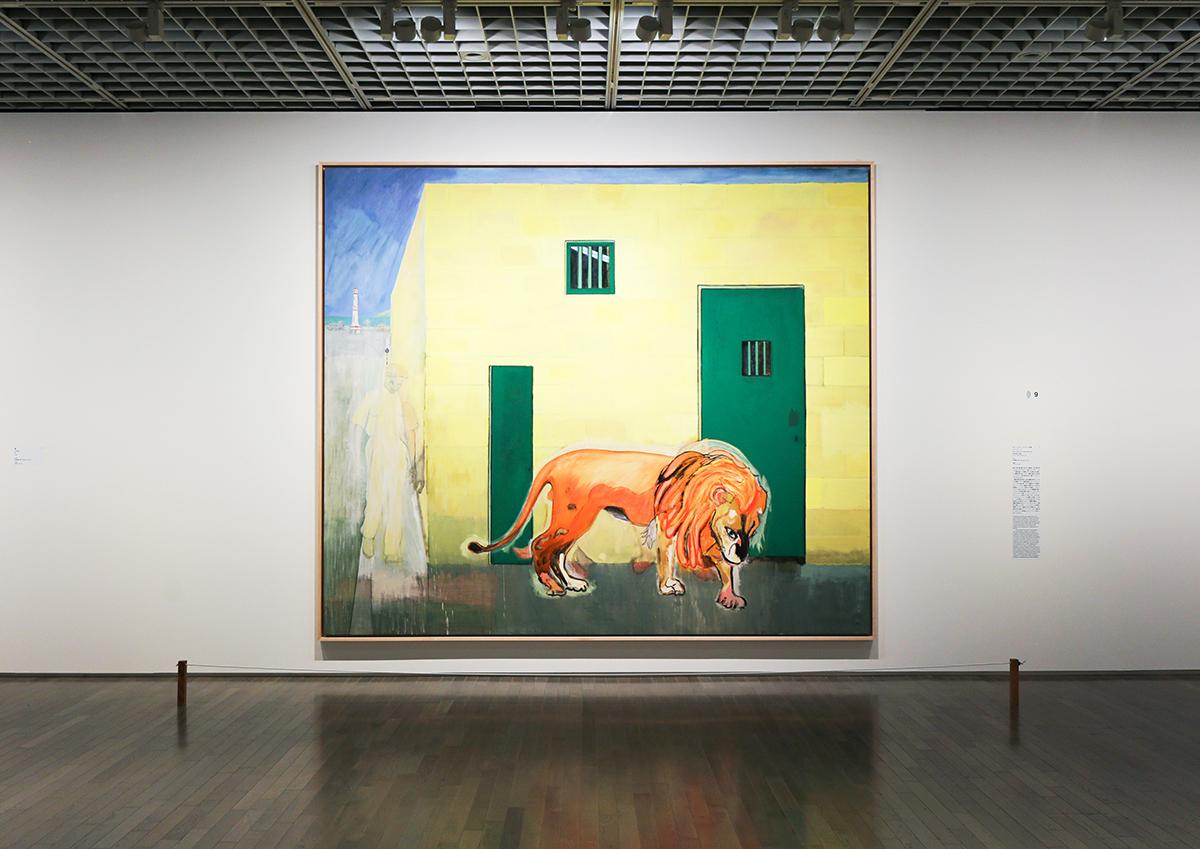 ロマンティックかつミステリアスな⾵景に心奪われる!日本初個展「ピーター・ドイグ展」が開催中。