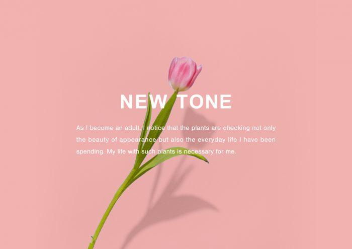 くらもちあすか「NEW TONE」No.01