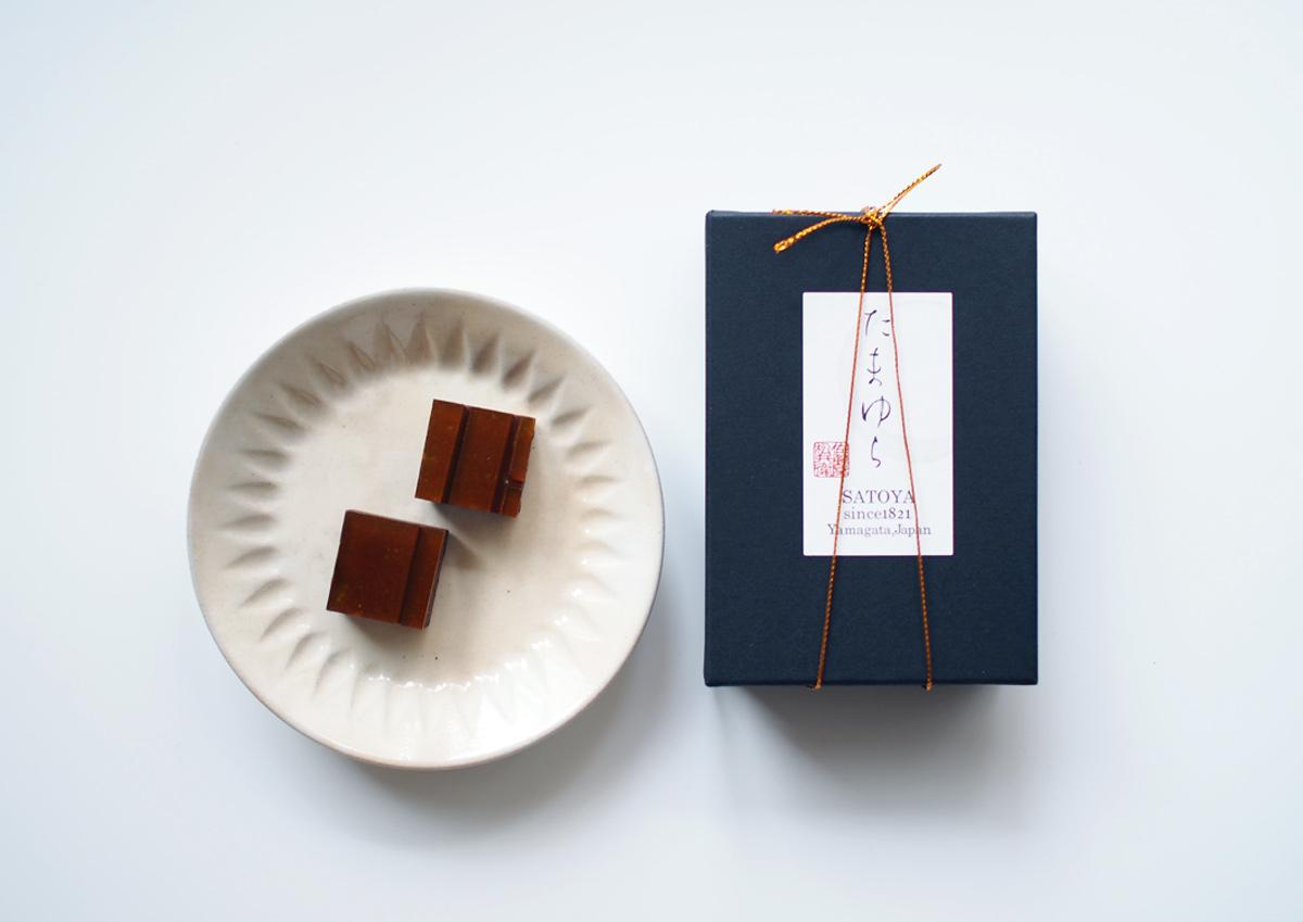 のし梅とチョコレートの絶妙な組み合わせがクセになる!山形・佐藤屋の「乃し梅チョコ玉響(たまゆら)」