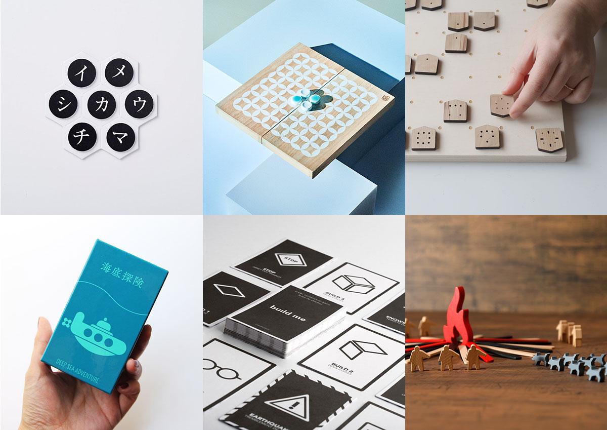 デザインやアイデアが素敵なボードゲームで、おうち時間を楽しもう!
