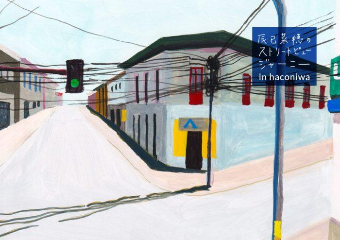 辰巳菜穂のストリートビュージャーニー in haconiwa 〜雲の上の街「ボリビア ラパス」〜