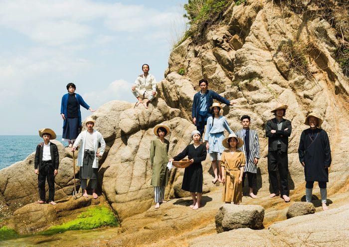 日本の野良着を現代に!風景をつくっていく作業着「SAGYO」。