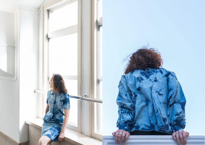 """""""藍染""""で古着を再生して循環させる、サスティナブルなファッションプロジェクト「BOKU WA KUMA(ボクハクマ)」"""