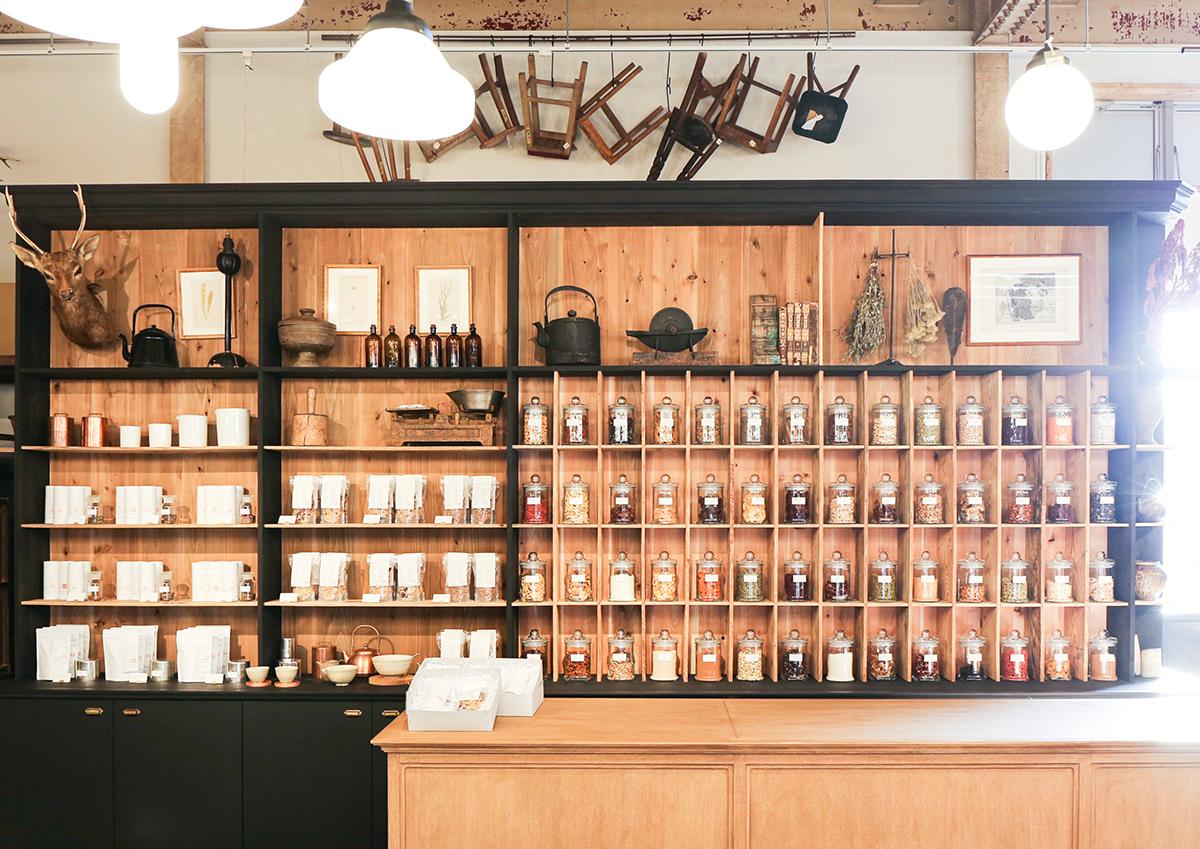 """新木場""""CASICA""""から薬膳と乾物でおいしく体を整える新ブランド「Arhkē apothecary&kitchen」が誕生!"""