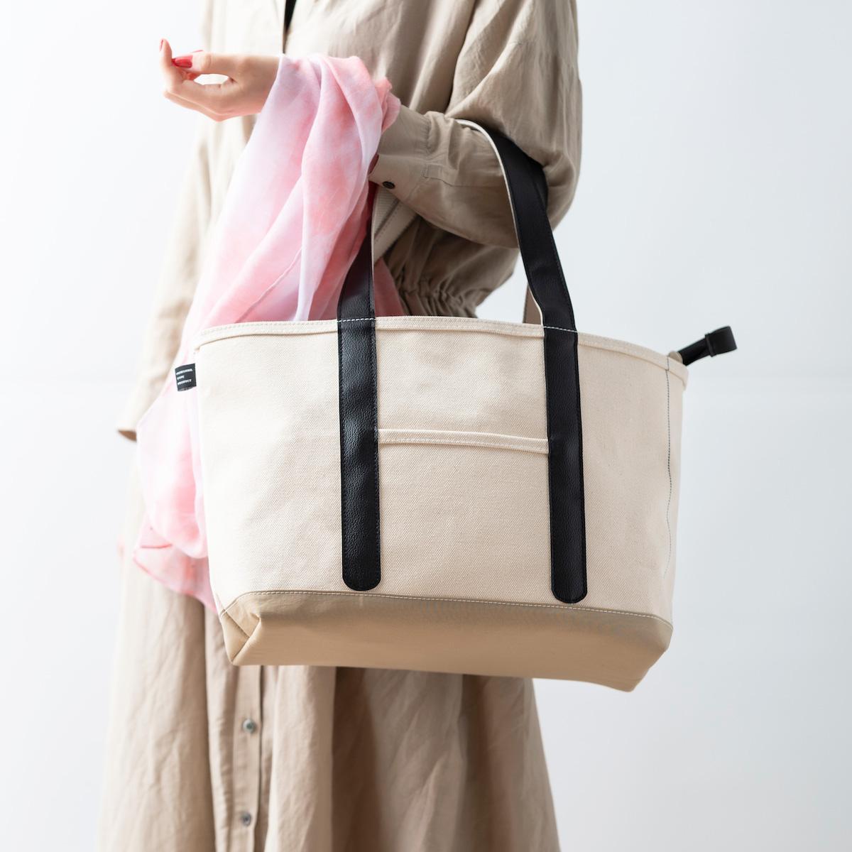 圓山商店×モリサワ Roleトートバッグ