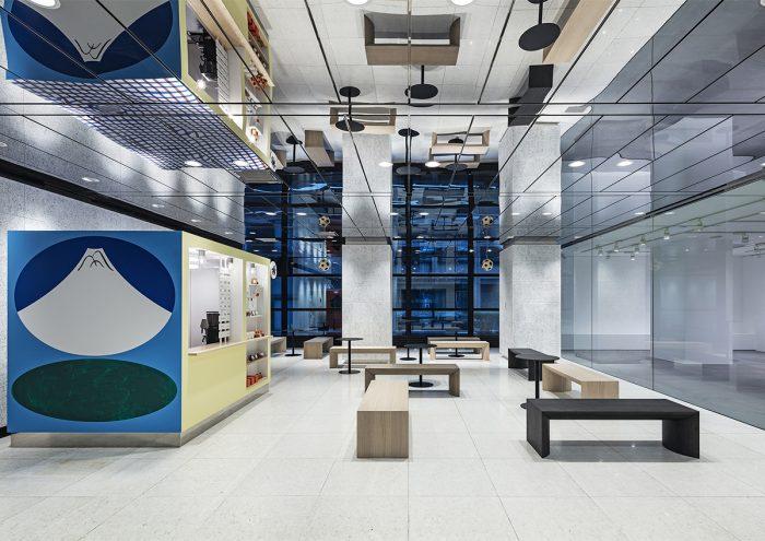 ミニマムな空間に魅力が凝縮。銀座・クリエイションギャラリーG8前に「CAFE G8」がオープン