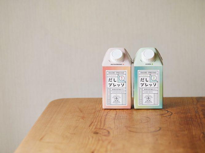 """うま味と香りをぎゅっと凝縮した、新しいかたちの""""だし""""。静岡・焼津の老舗が生んだ「だしプレッソ」とは?"""