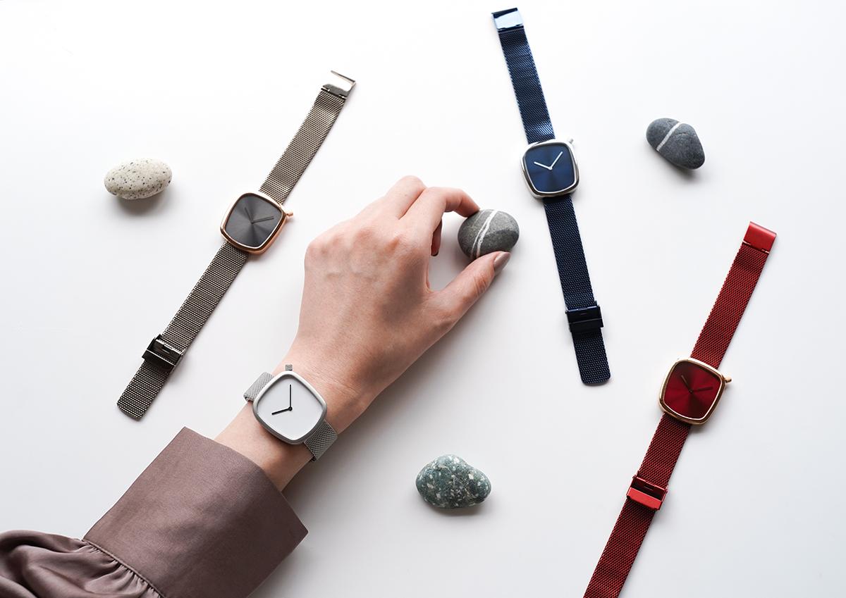 小石から発想されたデザインが美しい腕時計「Pebble Watch」が気になる!デンマークブランドBERINGに注目。