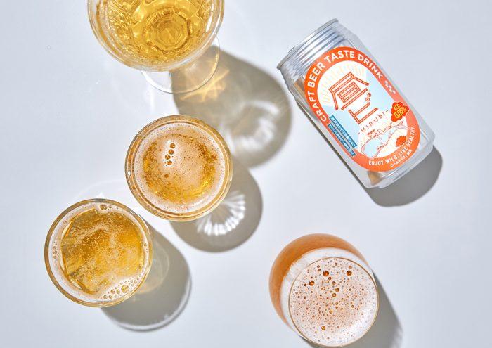 お昼から楽しめる新しいビールを提案!クラフト・ノンアルコールビールブランド「昼ビ」