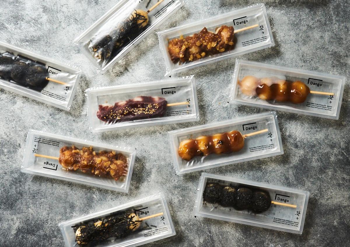 モダンなデザインが気になる!現代のライフスタイルに合った新しい和菓子店「和菓子 楚々」