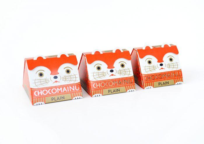 狛犬型のパッケージが可愛い!自然栽培のカカオを使った岡山県・埜藝菓の「CHOCOMAINU」