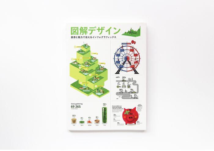 週末読みたい本『図解デザイン 直感と魅力で伝えるインフォグラフィックス』