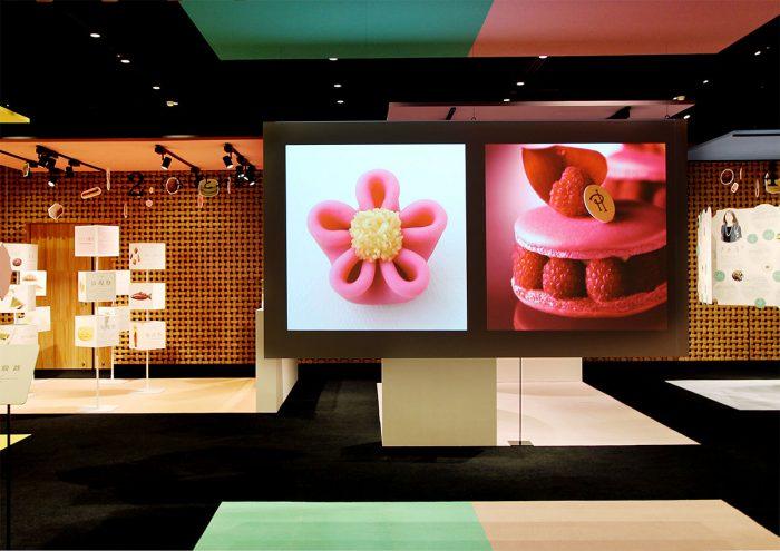 虎屋 赤坂ギャラリーで開催中の「ようこそ!お菓子の国へ ―日本とフランス 甘い物語 ―」展レポート