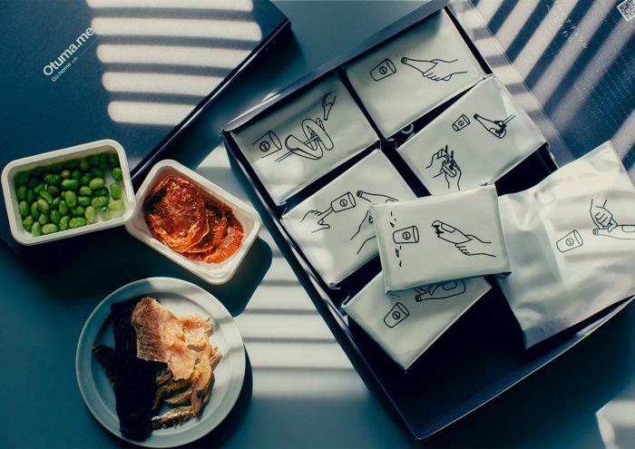 おうち飲みをもっと楽しく!クラフトおつまみのサブスクリプションBOX「otuma . me」が登場