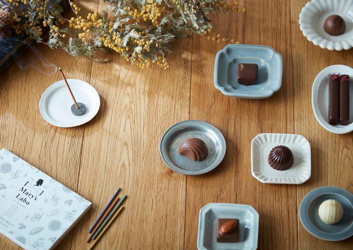 お香×チョコレートの異色コラボ!新しいチョコレート体験を提案するメリーズ ラボのお香「カカオベルト」が気になる