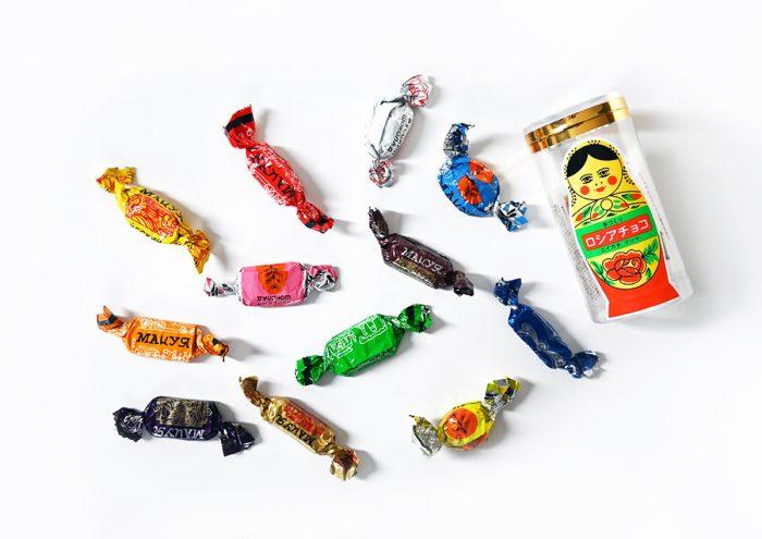 """日本で数少ない """"ロシアチョコレート""""専門店。新潟・マツヤの「ロシアチョコレート詰め合わせ」"""