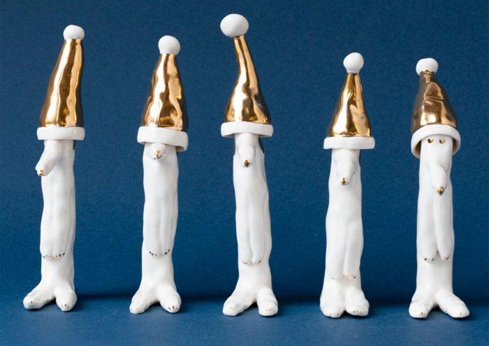 手のぬくもりを感じる。陶芸作家・エレオノールのクリスマスアイテムに釘付け!