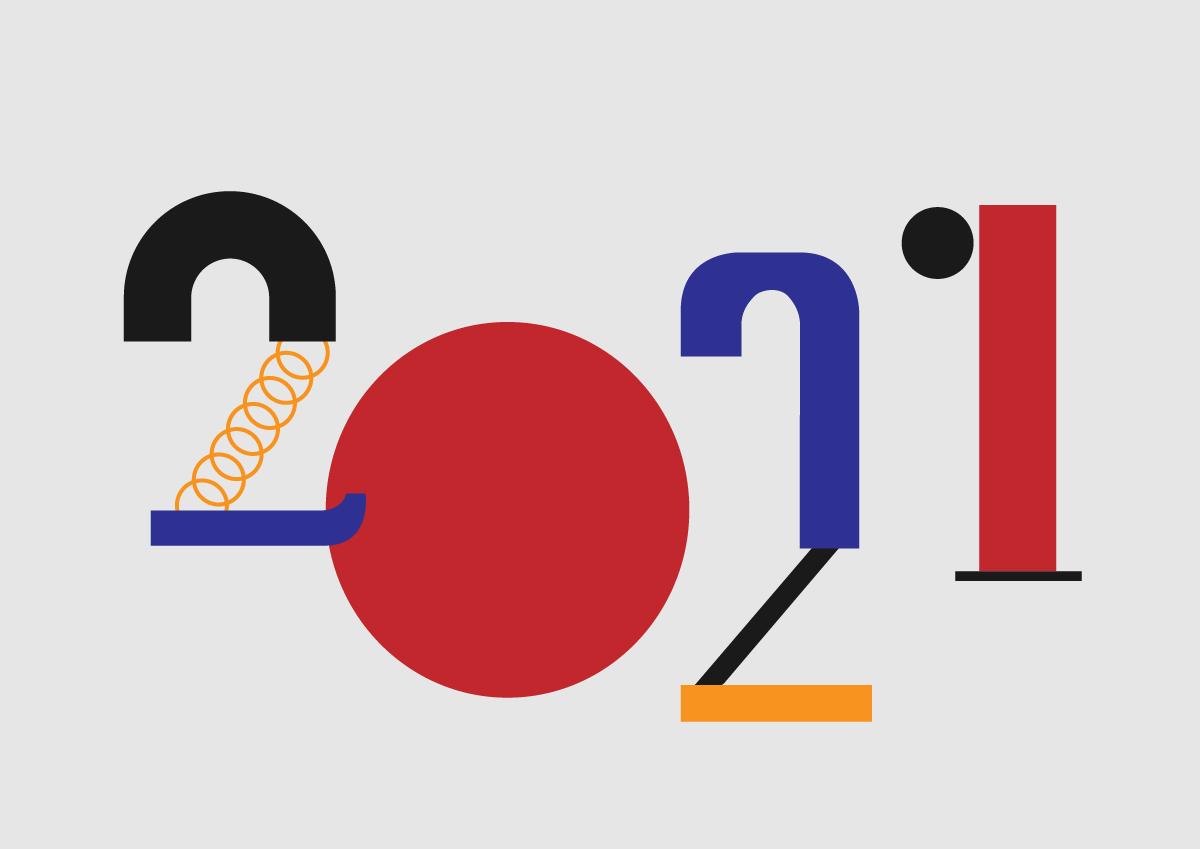 新年のご挨拶〜2021〜