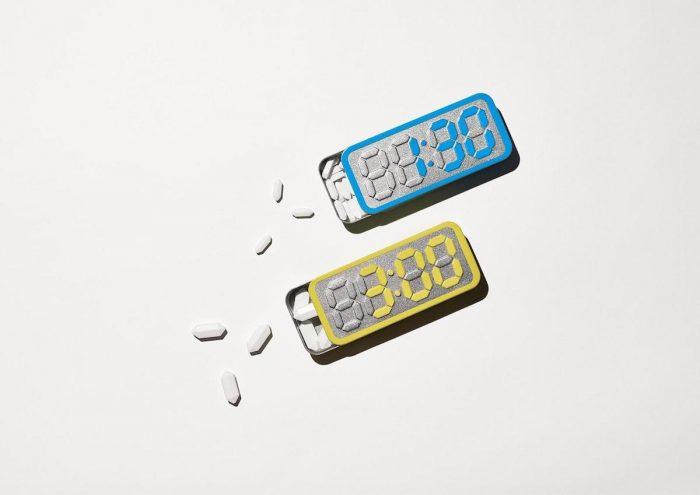 """""""溶ける時間""""とパッケージがリンクした、新感覚ミントタブレット「minute mint」登場!"""