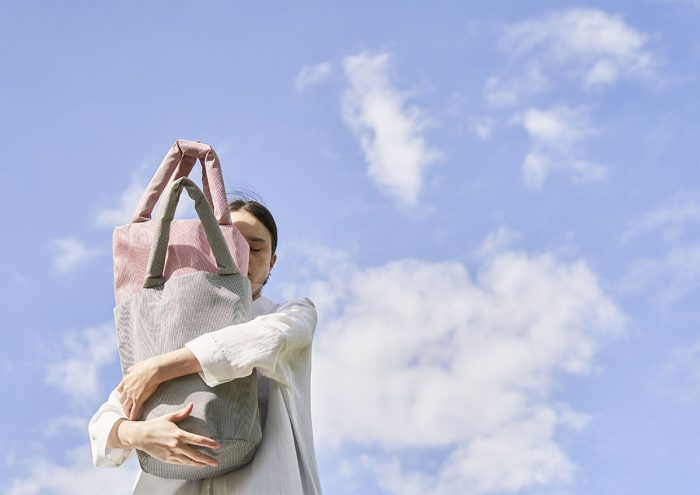 福島発。世界有数の繊維加工メーカーの技術を活かした、美しく丈夫なファブリックブランド「ALLTE CLOTH」に注目