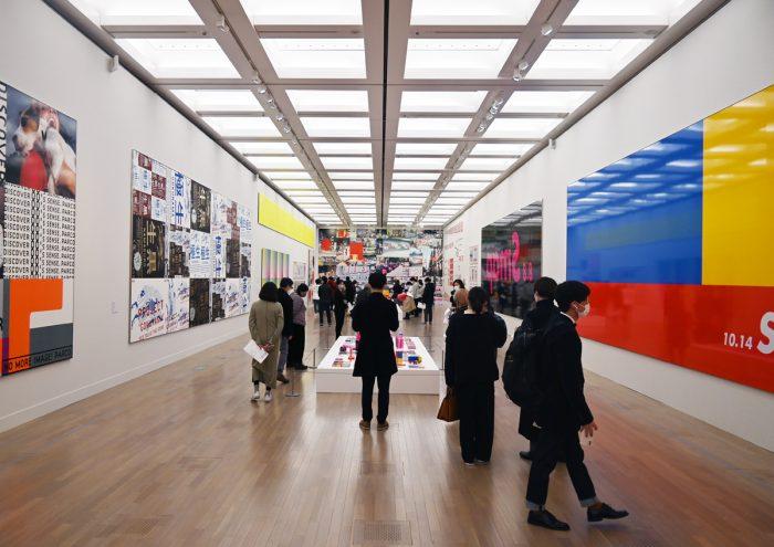 圧巻のアートワークが一堂に集結!クリエイティブの原点から未来を見据えた 「佐藤可士和展」が開催中
