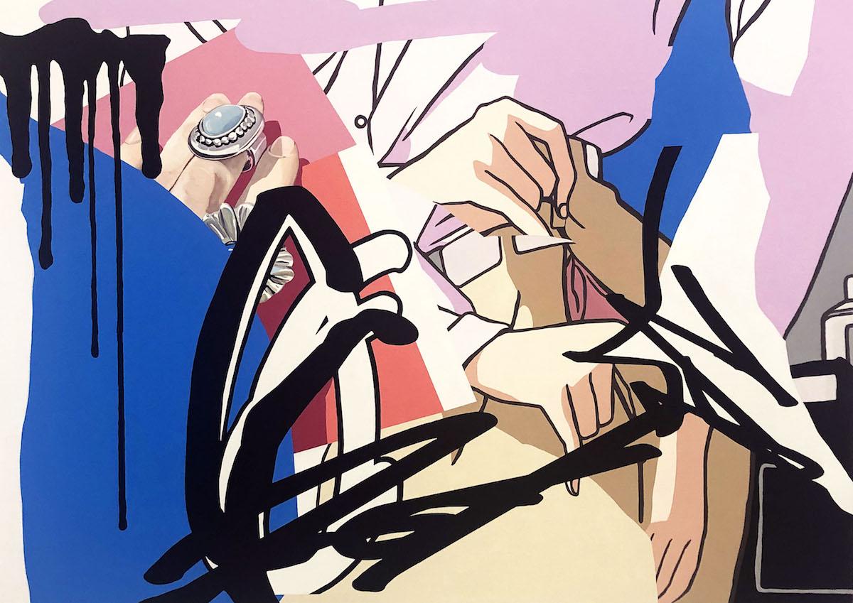 【WHO'S HOT?】アーティスト/山崎由紀子さん