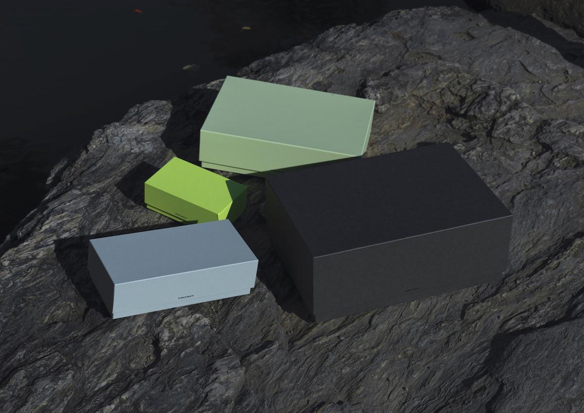 風景の記憶を落とし込んだインテリアボックス。YROEHTの第1弾プロダクト「YROHAKO(イロハコ)」
