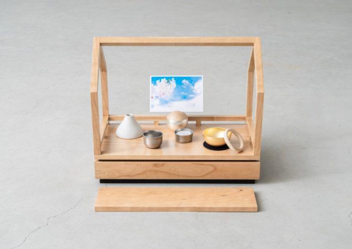 これが仏壇!?現代の暮らしに溶け込む、シンプルなおうち仏壇「kaunis」登場