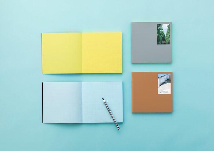 静かな心と深い集中を呼び込む文具ブランド「静寂文具 Shizima-Bungu」の第1弾「静寂ノート」が誕生。
