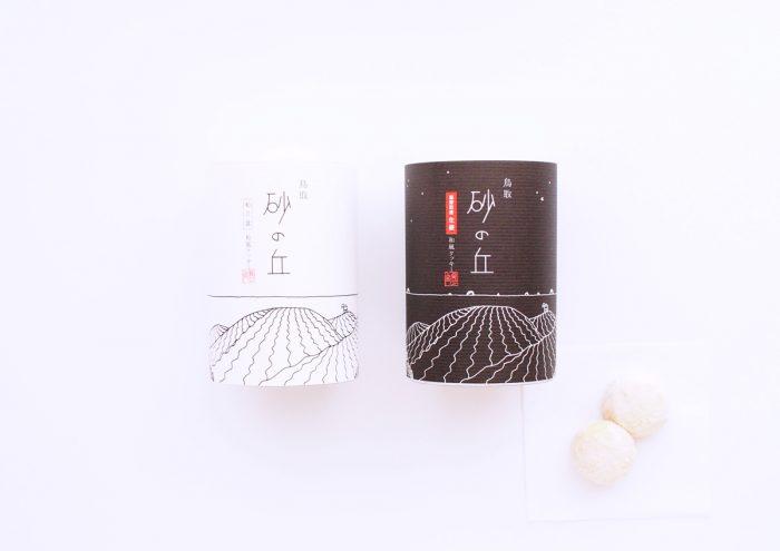 ほろっとやさしい口当たり。鳥取砂丘をイメージした和風クッキー、鳥取・宝月堂の「砂の丘」