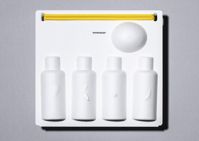 環境に配慮したパルプモールドを使用。新生児用ギフトセット・ママベビー「スペシャルキット」がNEWパッケージで登場!