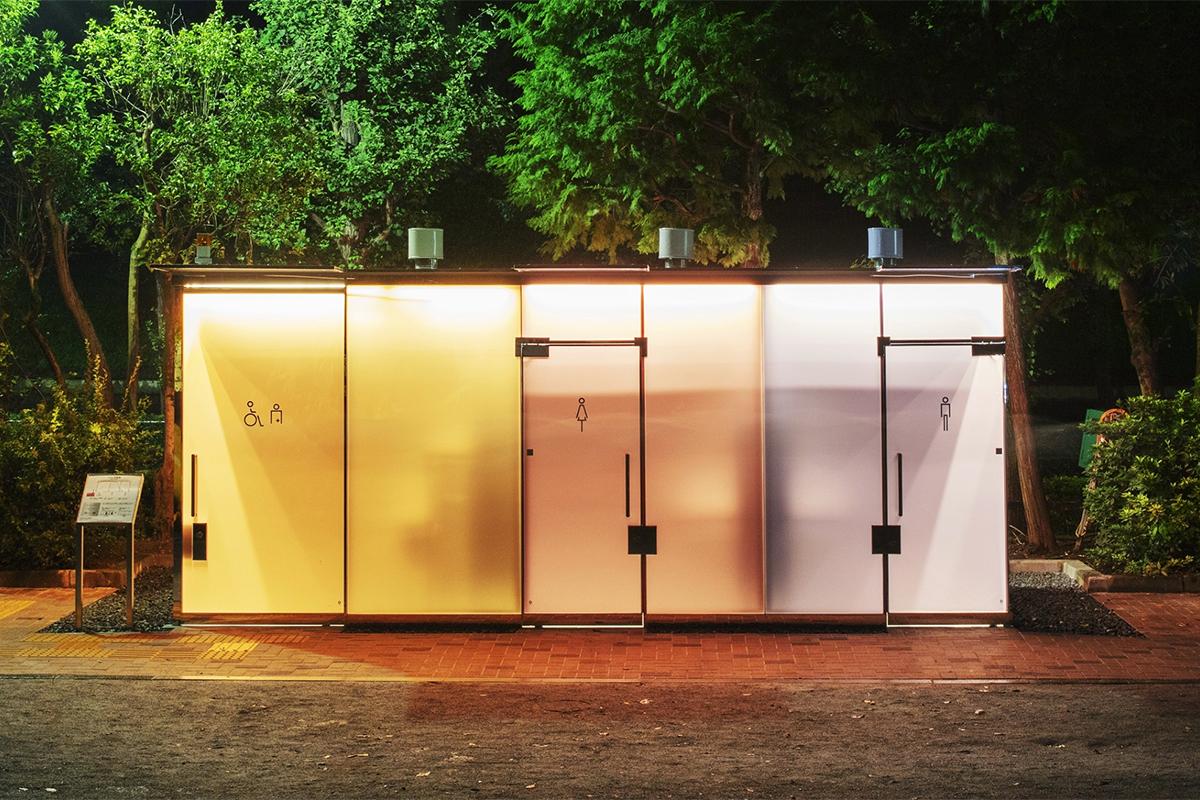 代々木深町小公園トイレ