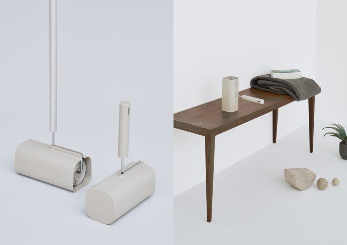 どんな空間にも馴染むデザインが魅力。お掃除の定番「コロコロ」をアップデートした新モデル「COLOCOLO5656」